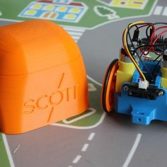 BOX EDUCATIONAL ROBOT SCOTT BY THE MACHINERY 3D file, dagomafr