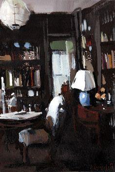 Interiors, David Lloyd