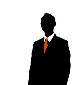 Business Person Silhouette | Clipart Panda - Free Clipart Images