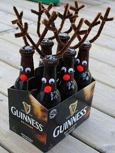 The Guinness...