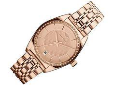EMPORIO ARMANI Damen Uhr AR0381 Chronograph - http://uhr.haus/emporio-armani/emporio-armani-damen-uhr-ar0381-chronograph