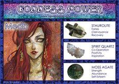 Goddess Power: Medb!