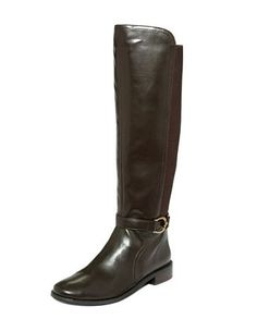 Two words: FALL FASHION. It's so easy and so gorgeous! You can intermix so many pieces and dress up jeans without much effort: boots, hats, scarves, jackets, etc. This particular pair of boots are AK Anne Klein, Carlene Boots $149.00