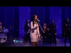 """Katy Perry - Firework """"Acoustic version""""(Live on Ellen DeGeneres)"""
