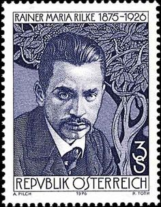 Bohemian-Austrian poet Ranier Maria Rilke is considered one of the most significant poets in the German language and contributed greatly to French poetry as well. His best known works are Duino Elegies, Letters to a Young Poet and the semi-autobiographical The Notebooks of Malte Laurids Brigge, his only novel. Rilke wrote in both verse and lyrical prose. He died of leukemia in 1923 at age 51.