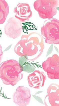 rose lockscreen