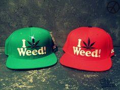 I ♥ Weed Hats