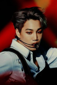 Kai ((credits go to the original owner)) Kai Exo, Exo Chanyeol, Exo Dancing King, Kim Kai, Ko Ko Bop, Hottest Guy Ever, Kim Minseok, Celebrity List, Exo Members