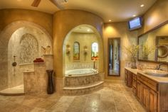 now thats a bathroom