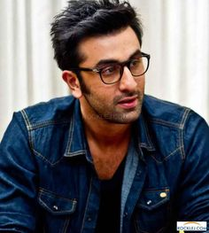 Ranbir Kapoor Latest Sensational Hot Beard Look Photoshoot