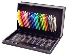 Amazon.com : Mitsubishi Pencil Uni Colored Pencils 100 Colors Set : Wood Colored Pencils : Office Products