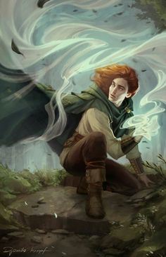 "Kvothe from ""The Name of the Wind"""