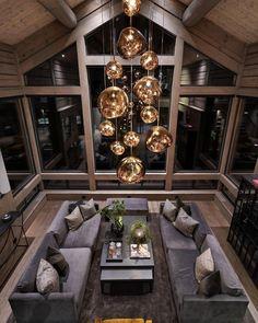 Home Decor, Interior Design Decor Interior Design, Interior Decorating, Luxury Penthouse, Luxury Decor, Scandinavian Home, Luxury Living, Future House, Luxury Homes, Small Spaces