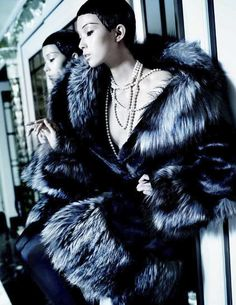 The Winter Queen (Vogue China)