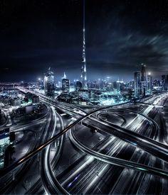 View From Burj Khalifa Dubai wallpapers Wallpapers) – Wallpapers Voyage Dubai, Wallpaper Pictures, City Wallpaper, City Architecture, City Photography, Day For Night, Long Exposure, Burj Khalifa, Aerial View