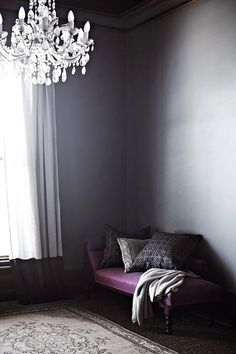 lounge - muted palette