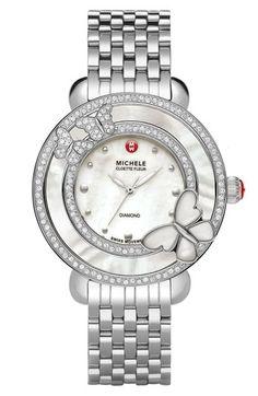 Beautiful Michele watch!