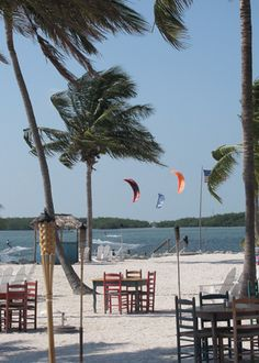 Morada Bay Beach Café in Islamorada with wonderful waterfront dining and entertainment