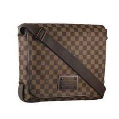 Homme Louis Vuitton Brooklyn MM Toile Damier N51211 138.50