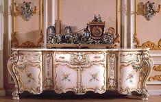 italian rococo interior design - Google Search