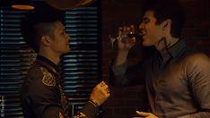 "S3 Ep3 ""What Lies Beneath"" - Magnus' face.  #Shadowhunters"
