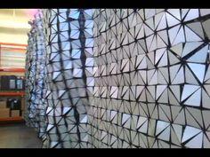 Hyposurface - Mark Goulthorpe / dECOi  (16 sec. video)