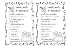 Listas para verificación de escritura