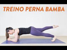 Treino Perna Bamba!! - YouTube ✔