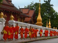 Laos World Heritages for Single Couple French Colonial, Luang Prabang, Laos, Tours, Culture, World, Couples, The World, Couple