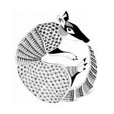 armadillo drawing - Google Search
