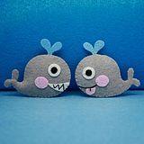 Não-tecidos gotta make these for my little one #crafty
