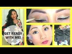 ▶ Get Ready With Me! Complete Fall Glam Thanksgiving Look! - YouTube