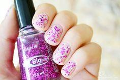 Glitter #nailart