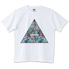 SanKakukeko | デザインTシャツ通販 T-SHIRTS TRINITY(Tシャツトリニティ)