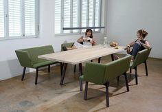 Tischsofa Degelo Bank und Eckbank