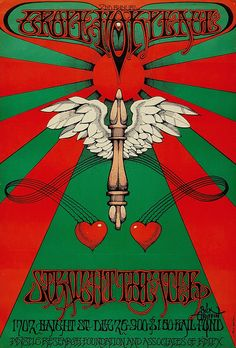 """Grope for Peace"" December 1967 - Straight Theatre (San Francisco, CA) Artist Rick Griffin Graphic Design Posters, Graphic Art, Psychedelic Music, Psychedelic Posters, Wes Wilson, Grateful Dead Image, Rock Posters, Music Posters, Art Posters"