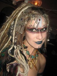 exotic tribal witch - Google Search
