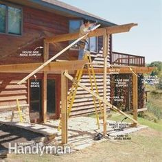 How to Build an Outdoor Living Room - Step by Step: The Family Handyman