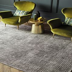 Lazlo by Romo are a hand-loomed range made from cotton featuring a very appealing textured appearance and feel. Romo Fabrics, Carpets Online, Rug Store, Custom Rugs, Carpet Design, Grey Rugs, Rug Making, Dining Rooms