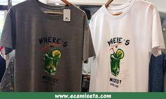 Camisetas promocionales. Camisetas publicitarias. Camisetas mojito. Mojito.  Camisetas serigrafiadas. Serigrafia digital. Camisetas serigrafia digital. d5da135e1e94e