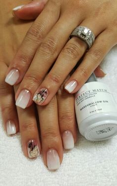 Lechat Perfect Match gel polish ombre