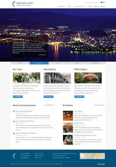 We developed the website for Panepirotic Union of Melbourne & Victoria, based in Australia, with information about Ioannina, Arta, Preveza and Igoumenitsa. Melbourne Victoria, Photo Galleries, Australia, Website