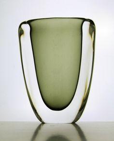Nils Landberg, Orrefors vase
