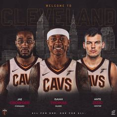 Tristan Thompson to the bench and Kevin Love to become big as center in a formation of small players. That was ESPN's (Dave McMenami...