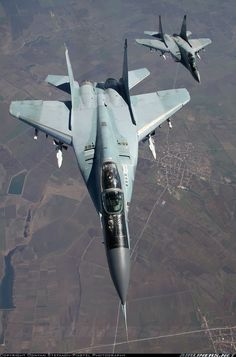 Mikoyan-Gurevich MiG-29 (BULGARIE).
