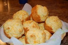 Cheddar Muffins | Eat at Home