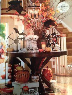 Halloween Pottery Barn