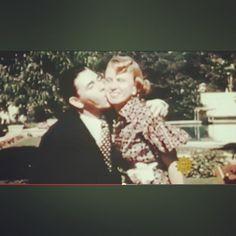 Moe & his wife of 50 years