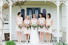 Romantic Garden wedding by Jill Andrews