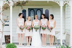 Romantic Garden wedding by Jill Andrews